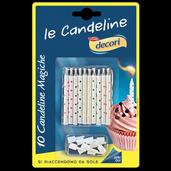 Candeline magiche