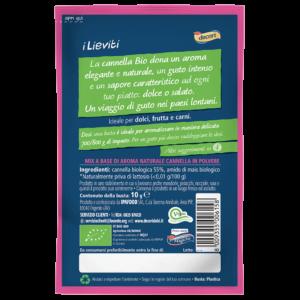 Cannella in polvere monodose RETRO