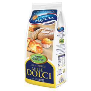 Mix farine mille dolci senza glutine