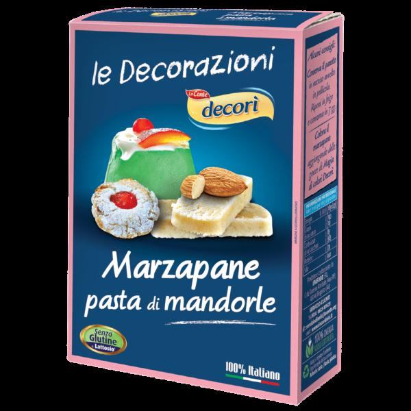 Marzapane - FRONTE