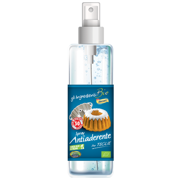 Spray antiaderente - FRONTE