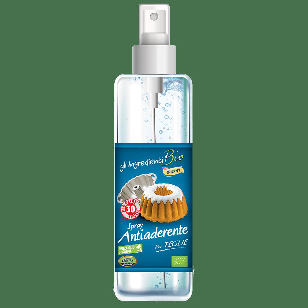 Spray antiaderente