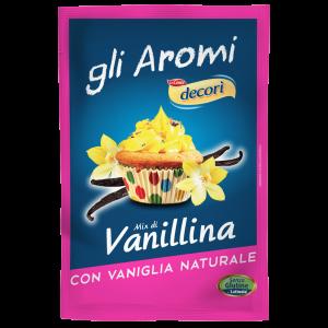 Vanillina monodose - FRONTE
