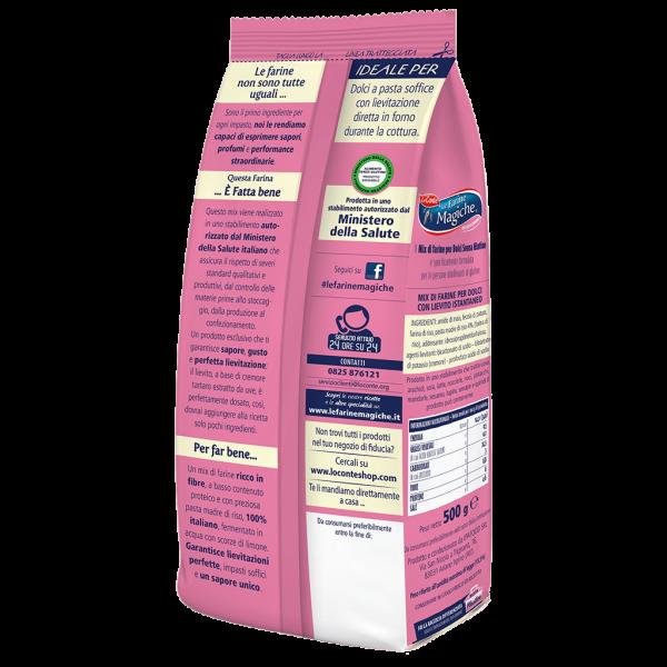 Mix di Farine per Dolci Senza Glutine - RETRO