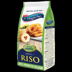 immagine farina di riso