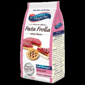 Pasta Frolla, farine magiche