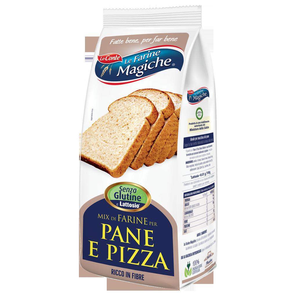 Mix di Farine per Pane e Pizza