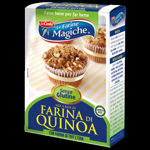 immagine farina di quinoa
