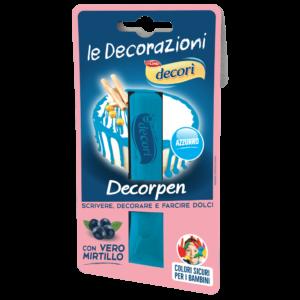 Decorpen azzurro