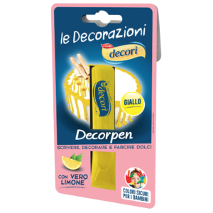 Decorpen giallo
