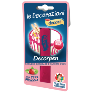 Decorpen rosa