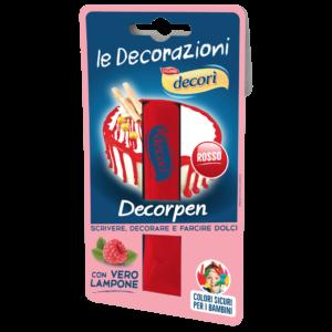 Decorpen rosso