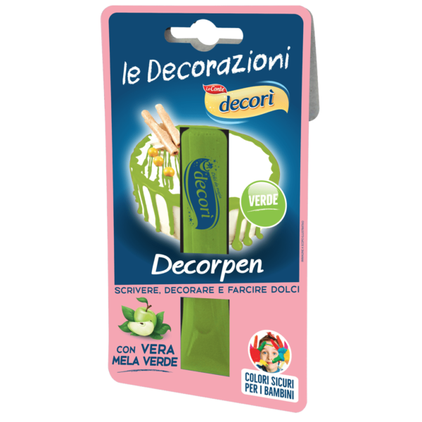Decorpen verde