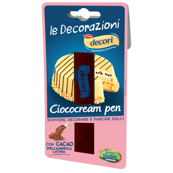 Ciococream pen - FRONTE