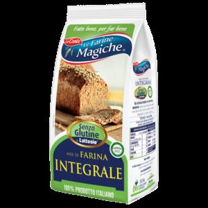 immagine prodotto mix di farina integrale senza glutine Lo Conte