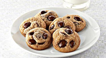 Cookies di pasta frolla