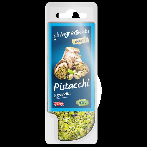 immagine granella di pistacchio