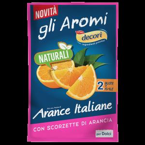 Aroma naturale Arancia - Retro