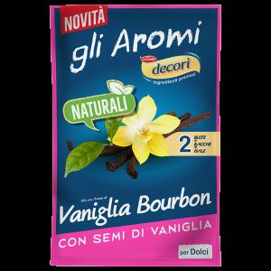 Aroma naturale Vaniglia Bourbon con semi di vaniglia