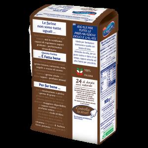 Farina Integrale ai 7 cereali - Retro