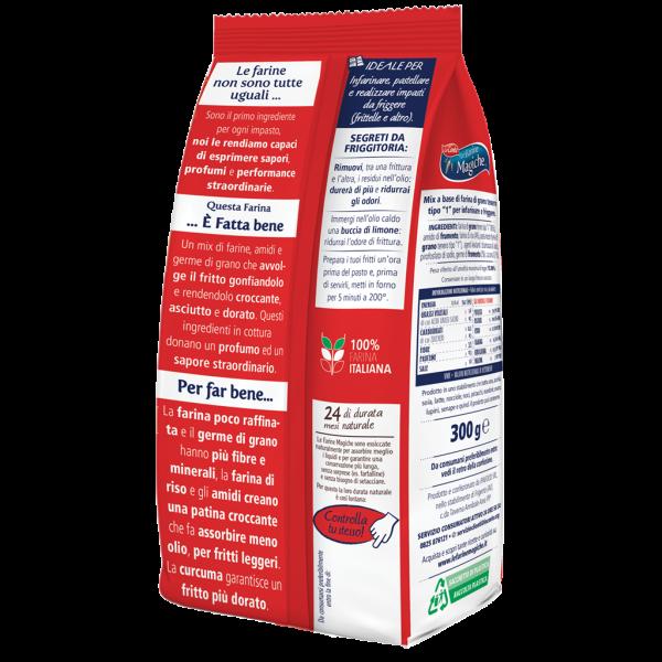 Farina per Infarinare e Friggere | Retro